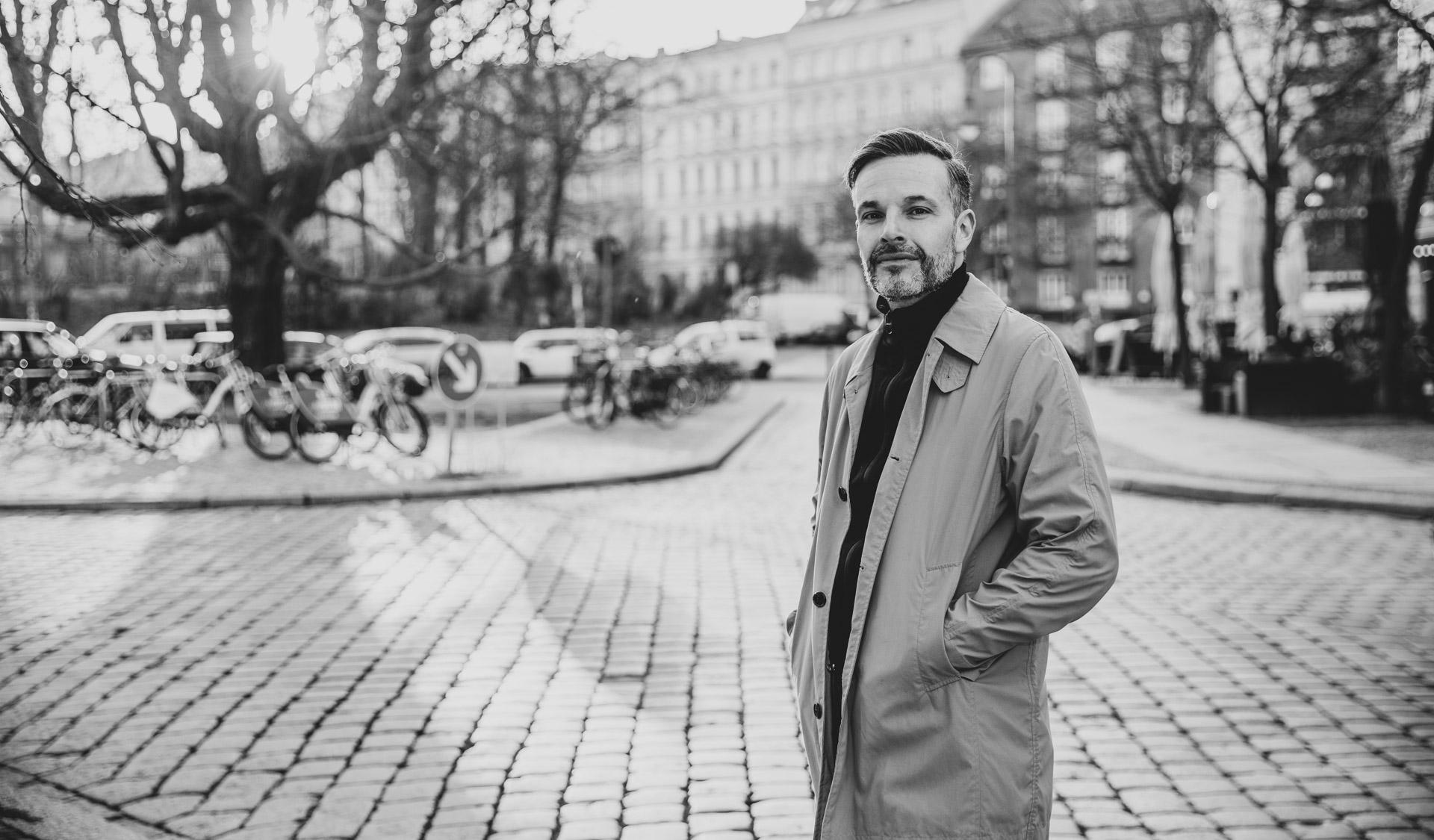 Jürgen Buck, Trainer und Coach, Berlin